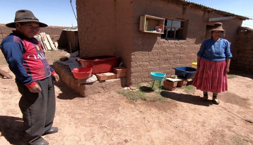 Pobreza en Perú - Carlos Alberto Aguilar Meza