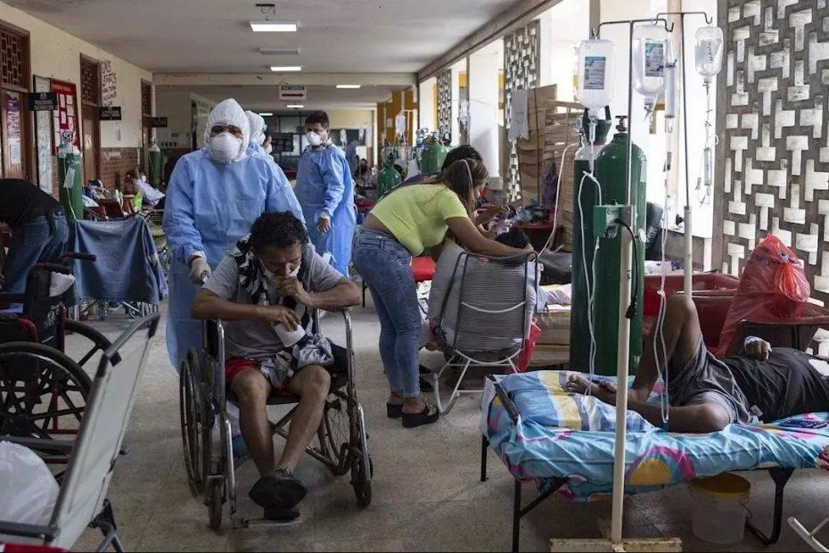 COVID-19 Perú Pacientes desesperados Por Carlos Alberto Aguilar Meza
