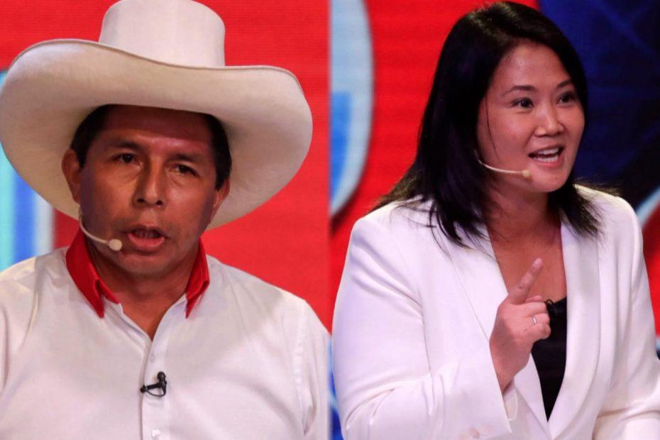 Keiko y Castillo en debate Por Carlos Alberto Aguilar Meza