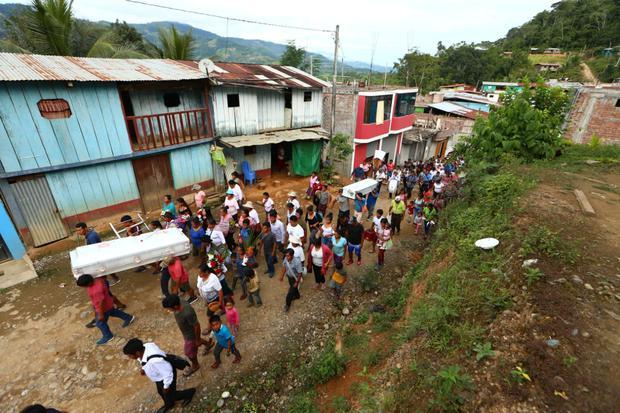 Masacre en Vizcatán por Carlos Alberto Aguilar Meza (Foto RPP)