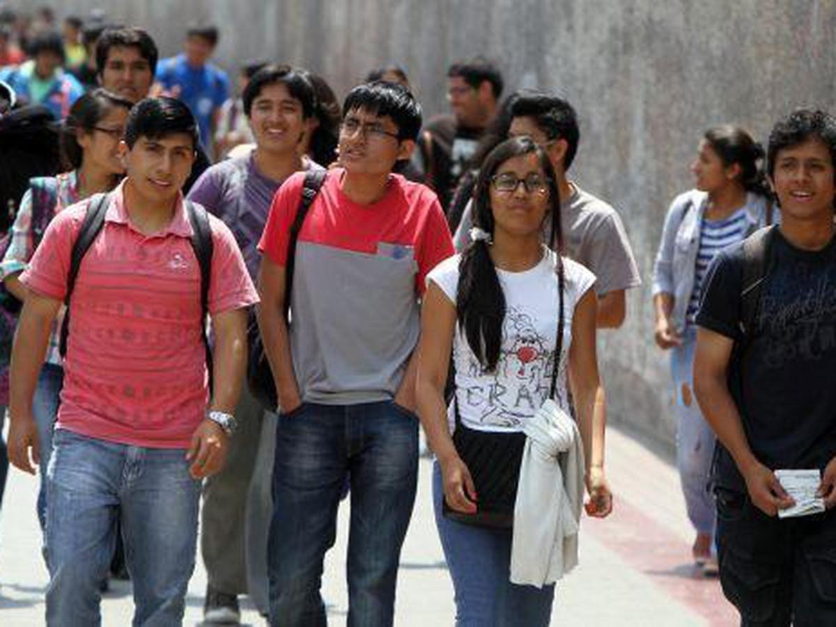 Jovenes peruanos Diario El Comercio Blog de Carlos Alberto Aguilar meza