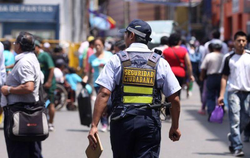 Seguridad ciudadana por Carlos Alberto Aguilar Meza